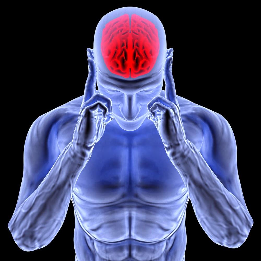 Healthy brain with Nuramin