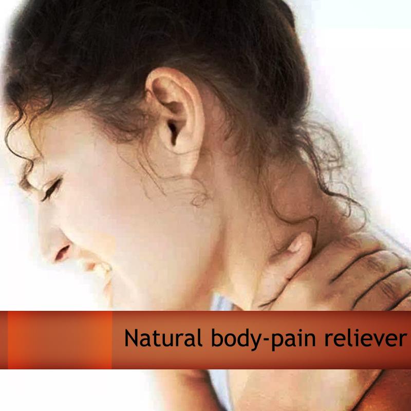 organic and natural body pain killer