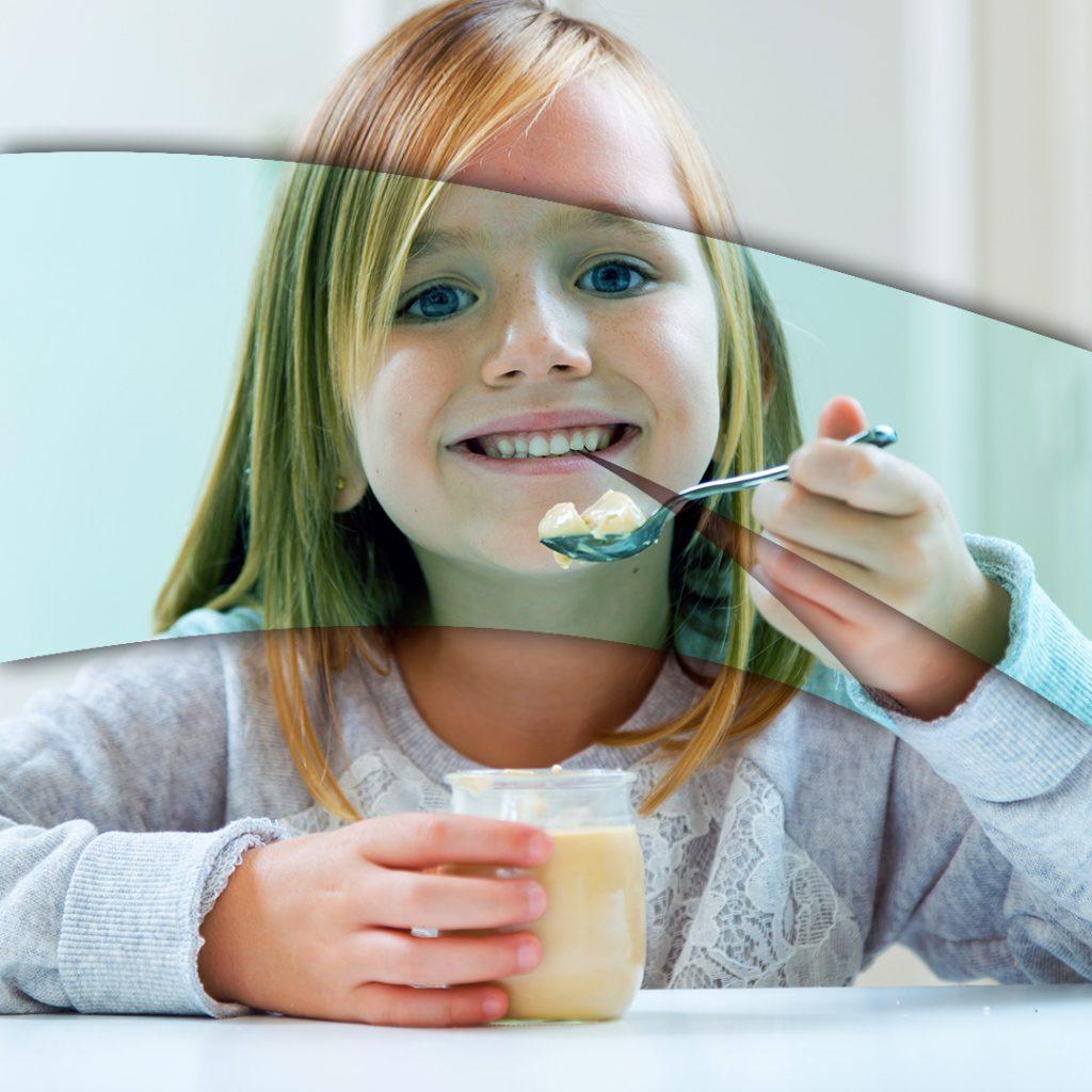 Keep kids health with Yumcumin