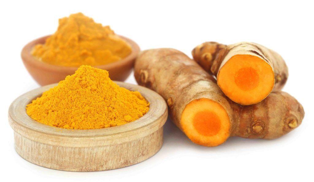 organic curcumin supplements for health