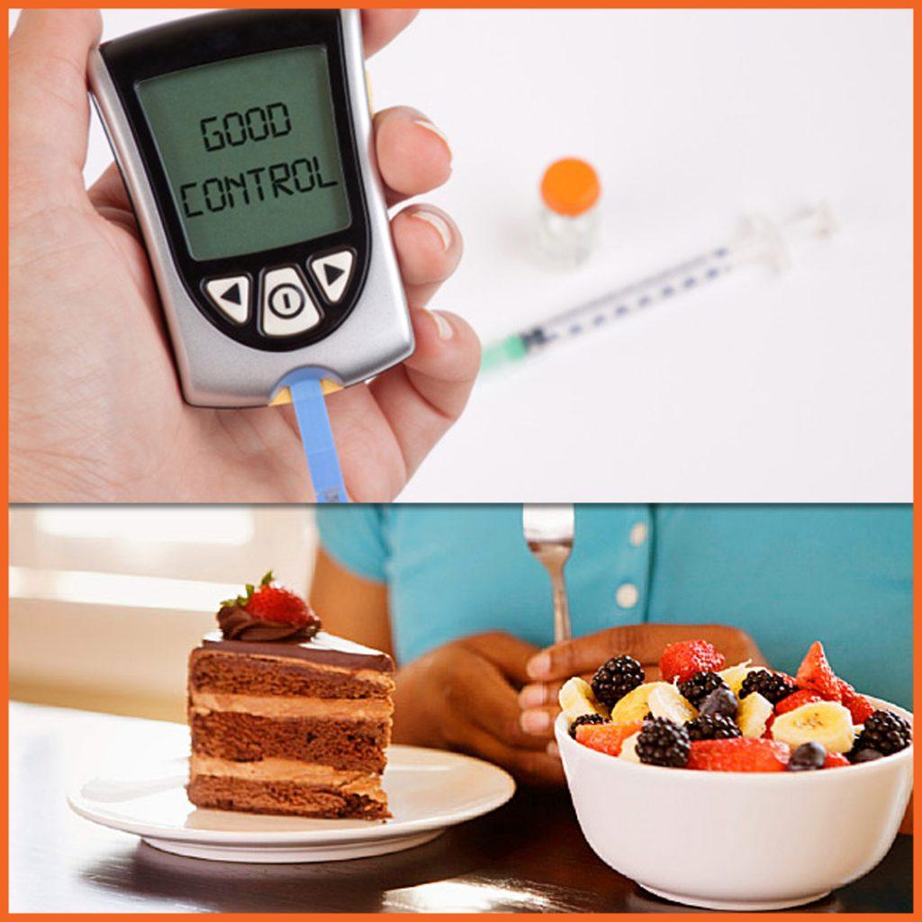 Sugeric benefits to diabetic patients