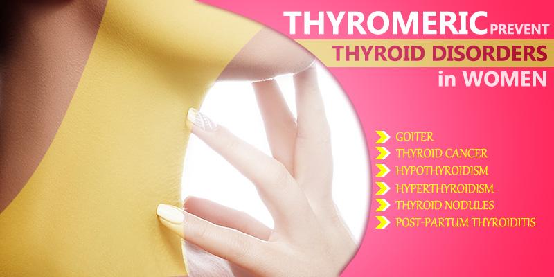 Thyroid disorders in women
