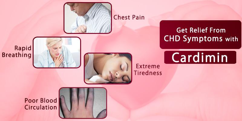 Get Reief from congenital heart diesease with cardimin