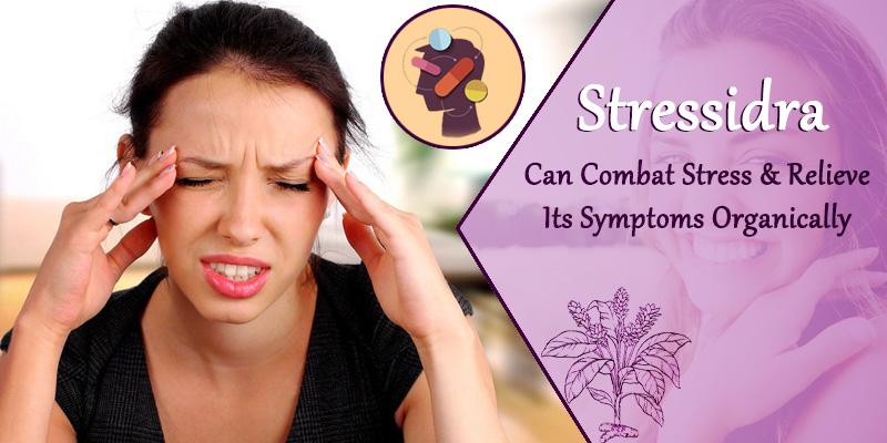 Stressidra for combating depression naturally