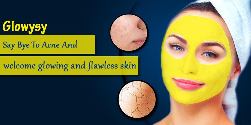 glowysy to get pimple free skin
