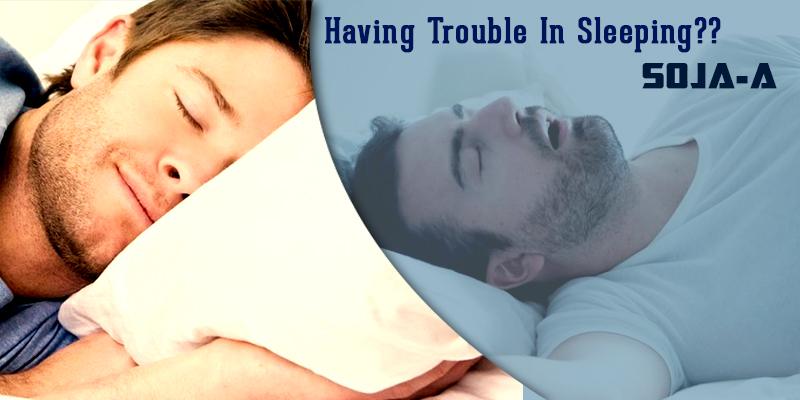 Cure Sleep Apnea with Soja-A