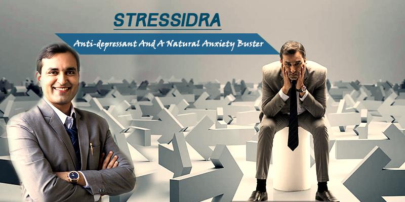 Get rid of stress with Stressidra